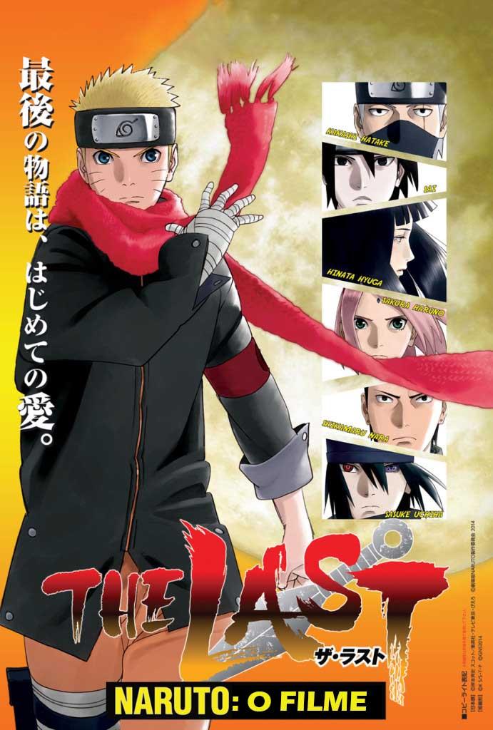The Last Naruto: O Filme Torrent - Blu-ray Rip 1080p Legendado (2015)