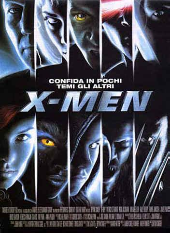 Dị Nhân 1 - X Men