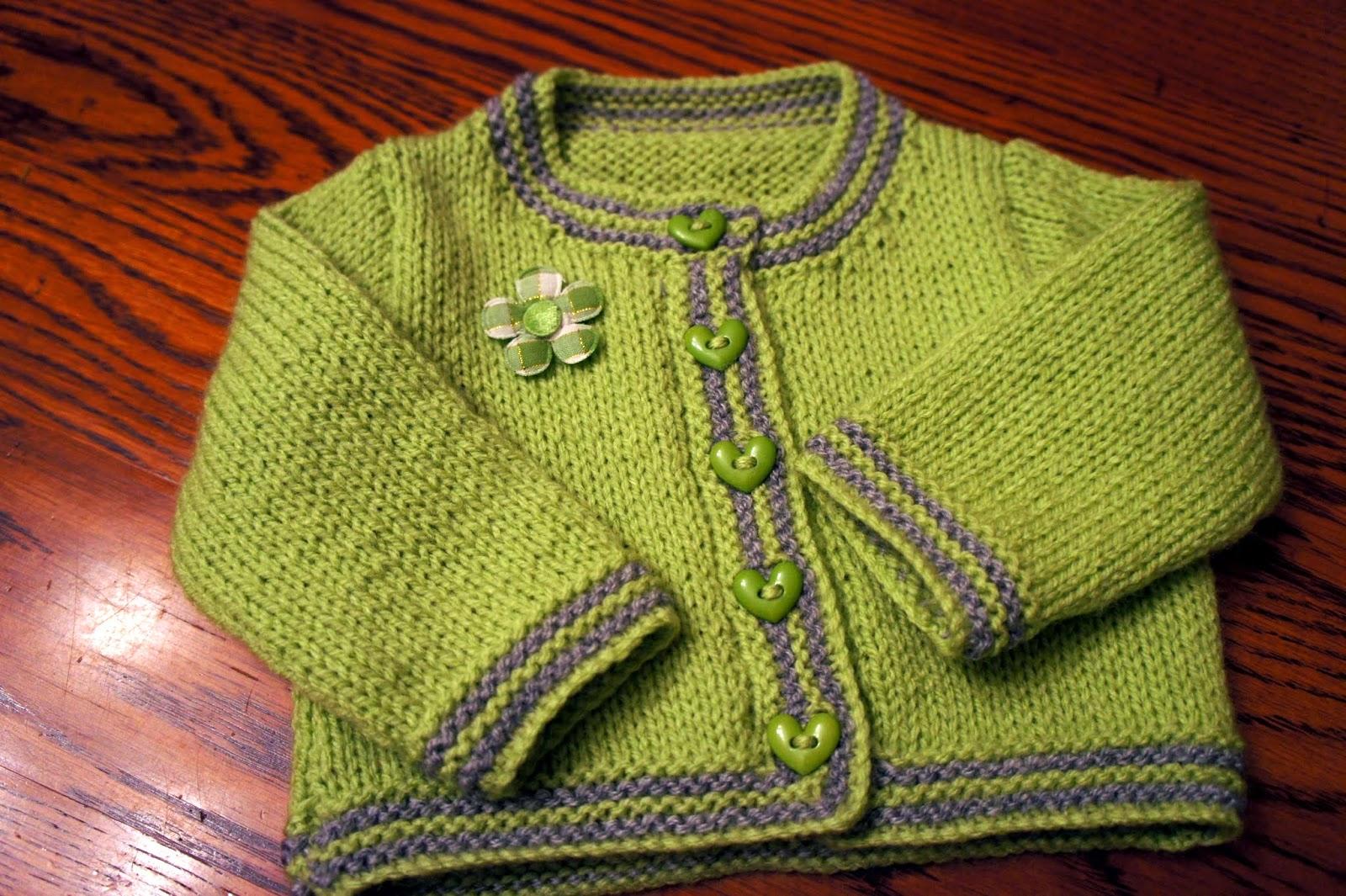 GRANNYS WORLD: Knitting - flying off the needles