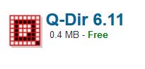 Free Download Q-Dir 6.11 Offline Installer