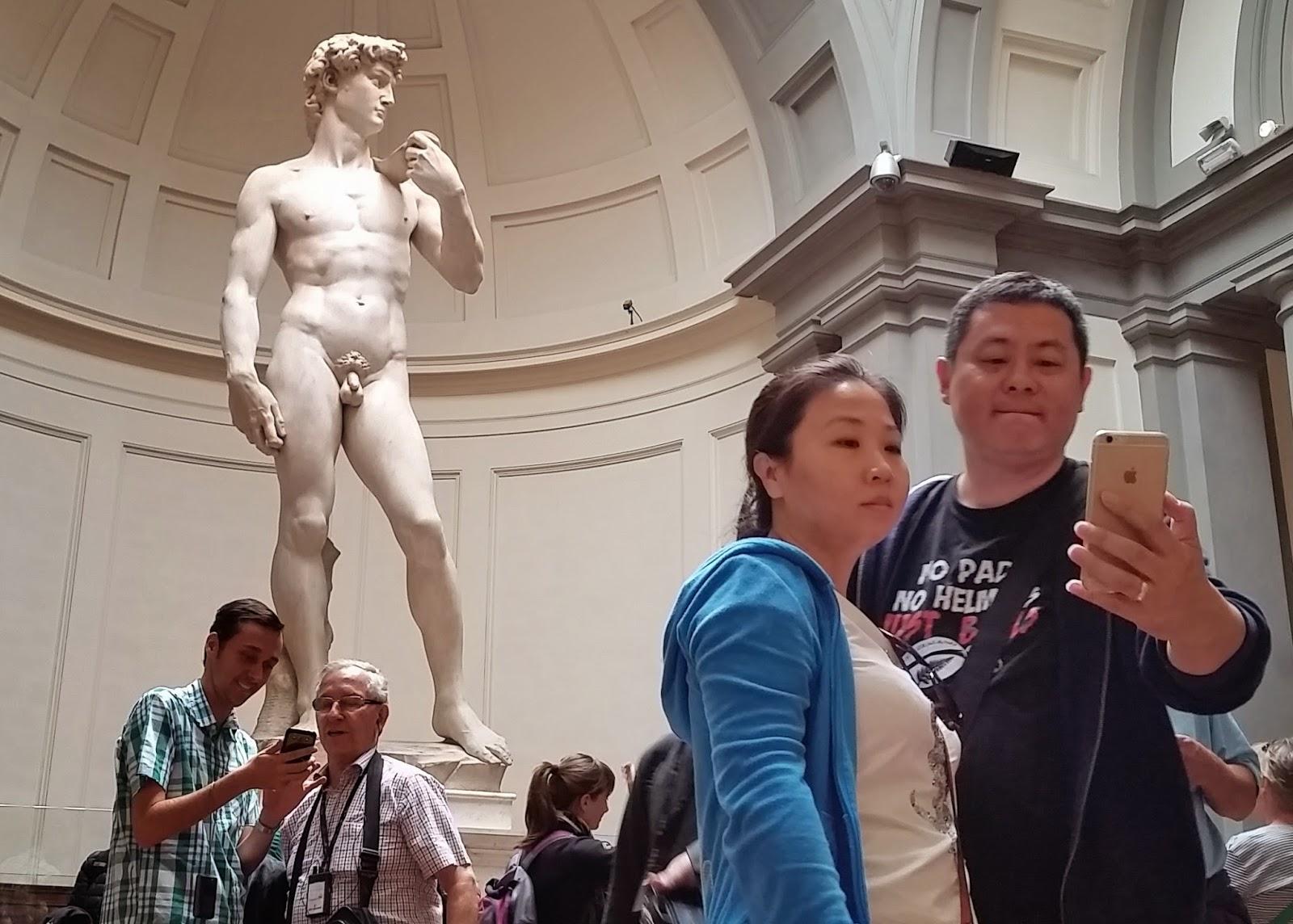 Joe S Retirement Blog Michelangelo S Masterpiece Quot David