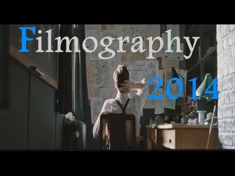 Filmography 2014