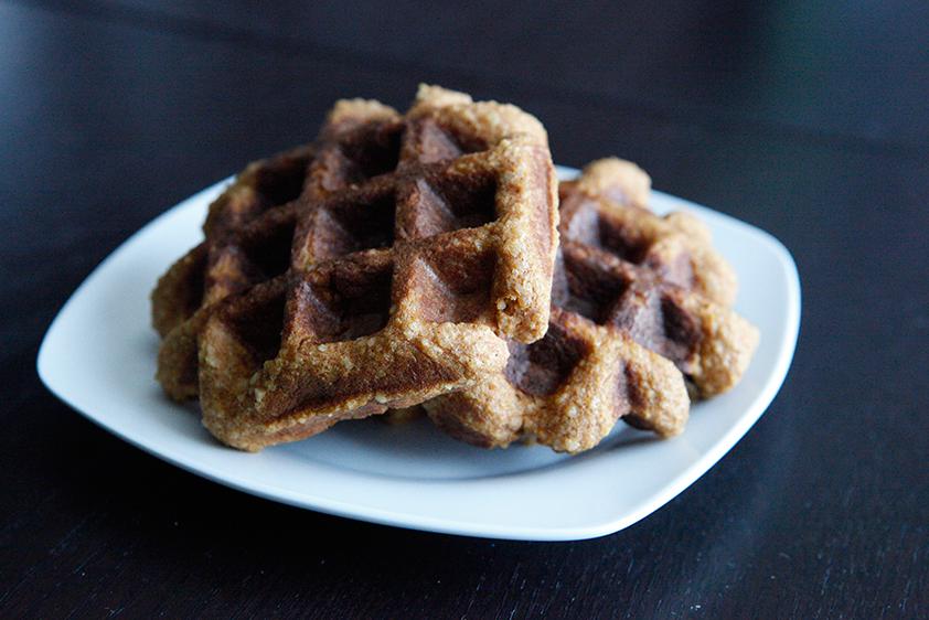 74 sweet potato waffles from amazing paleo sweet potato almond