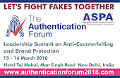 The Authentication Forum 2018