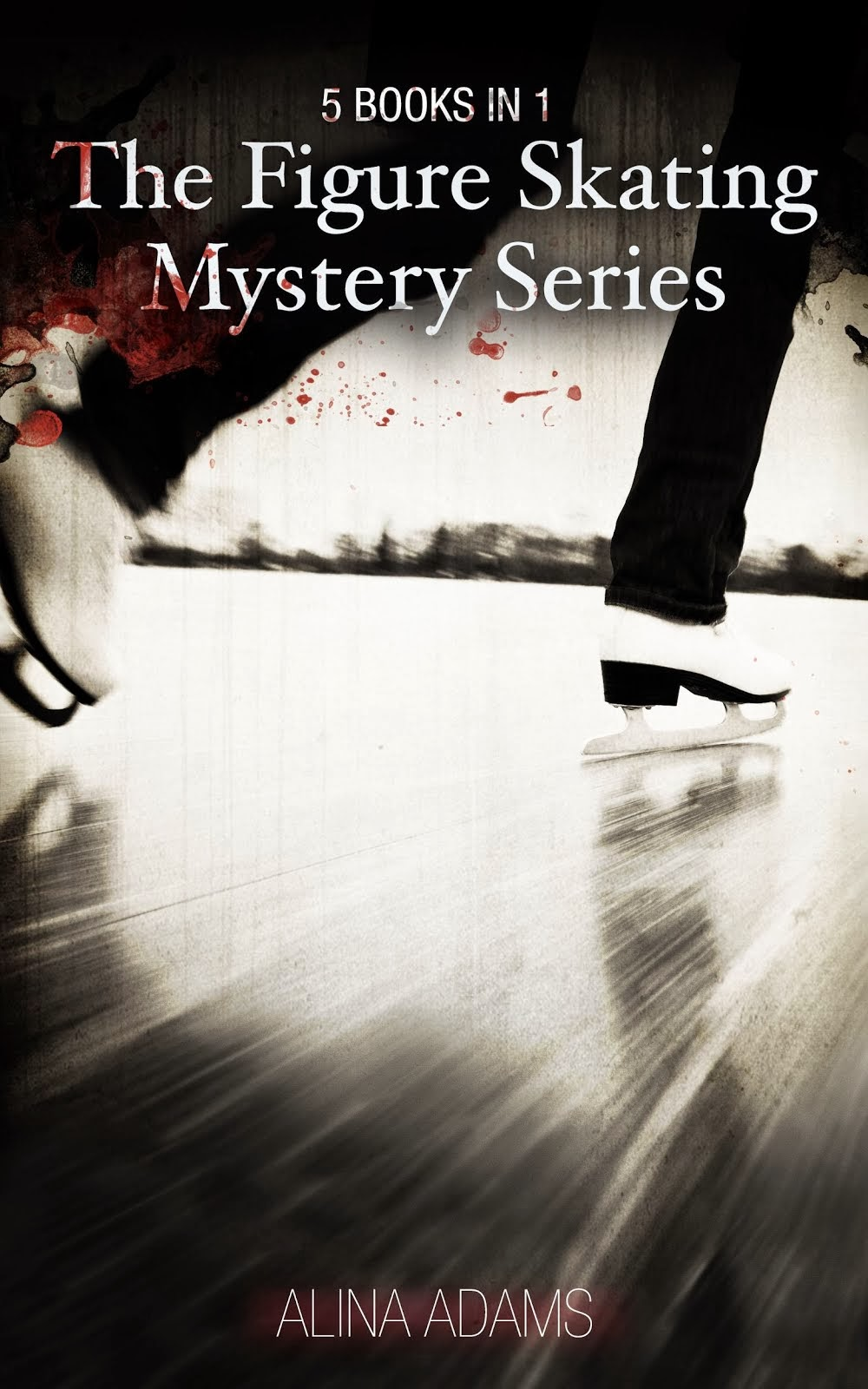 All 5 Figure Skating Mysteries Now Available in 1 Book!
