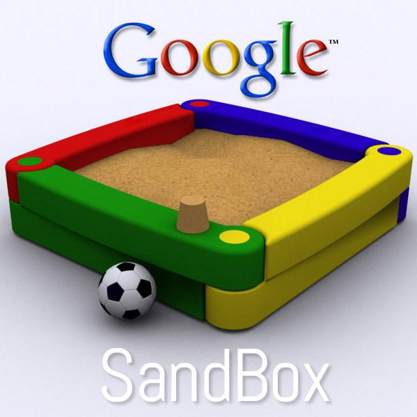 Google Sandbox là gì và cách khắc phục?
