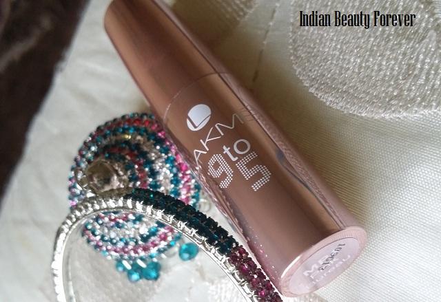 Lakme 9 to 5 Lipstick Pink Bureau Review, shades