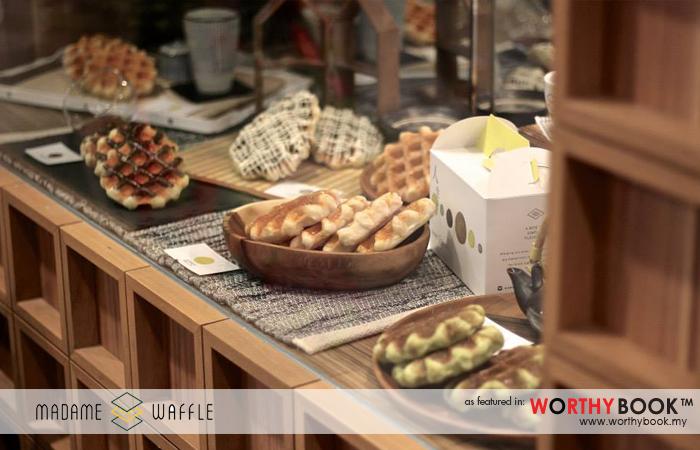 Madame Waffle Worthybook Cake & Bakeries
