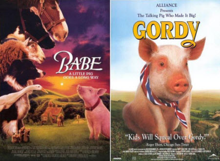  Babe / Gordy (1995)