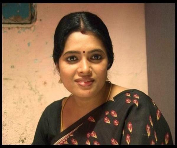 Tamil TV serial aunty