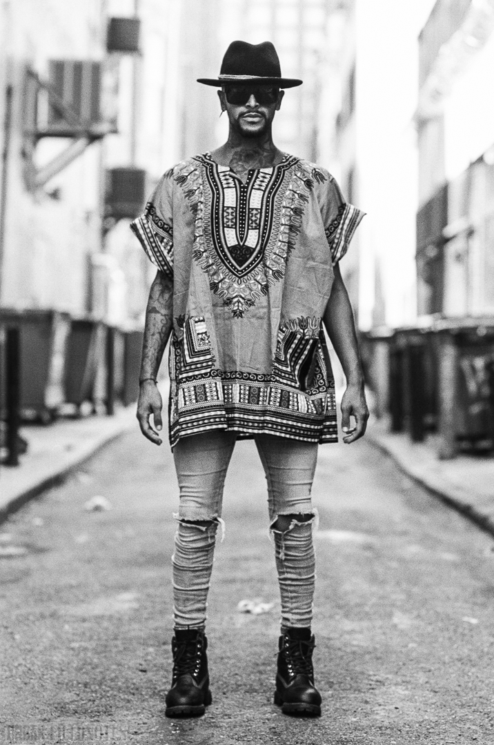Old school philly street style jovan 16th st