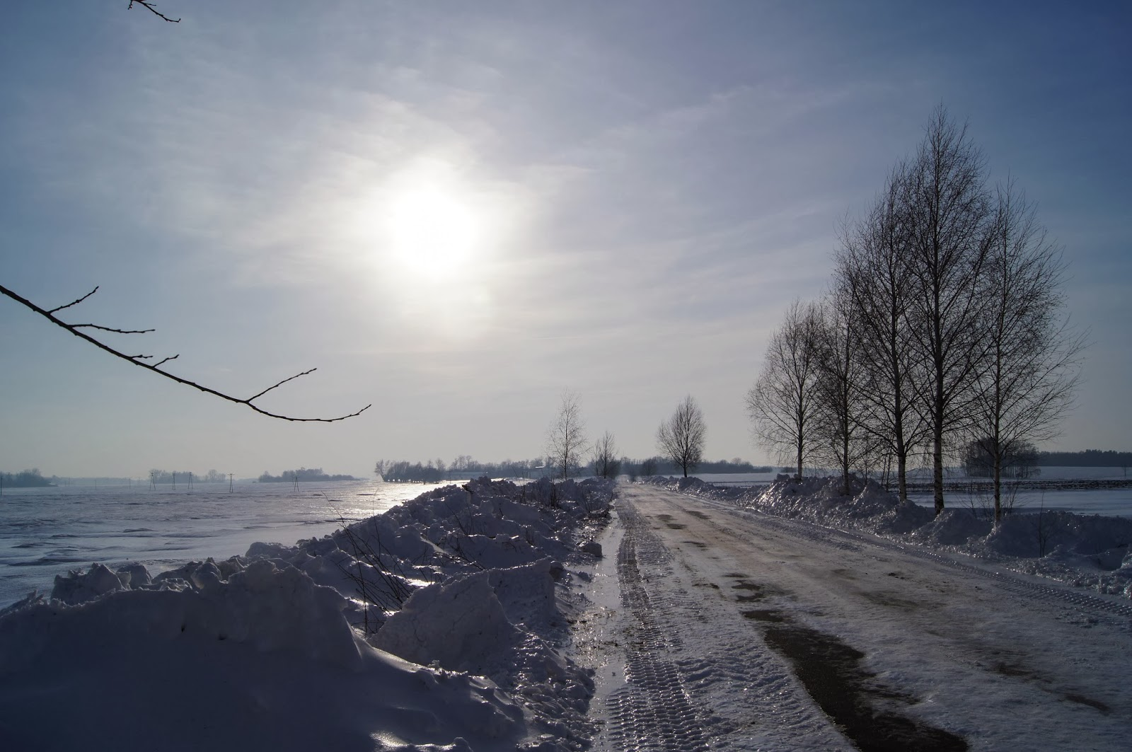 Pogodne oblicze zimy
