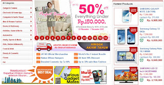 rakuten.co.id toko online murah serba ada barang unik jepang