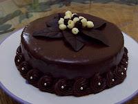 Cara Membuat Kue Coklat Sweet