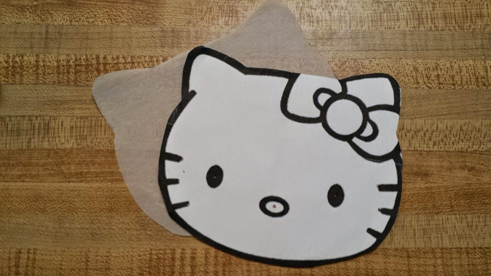 Cake Blog Hello Kitty Cake Topper