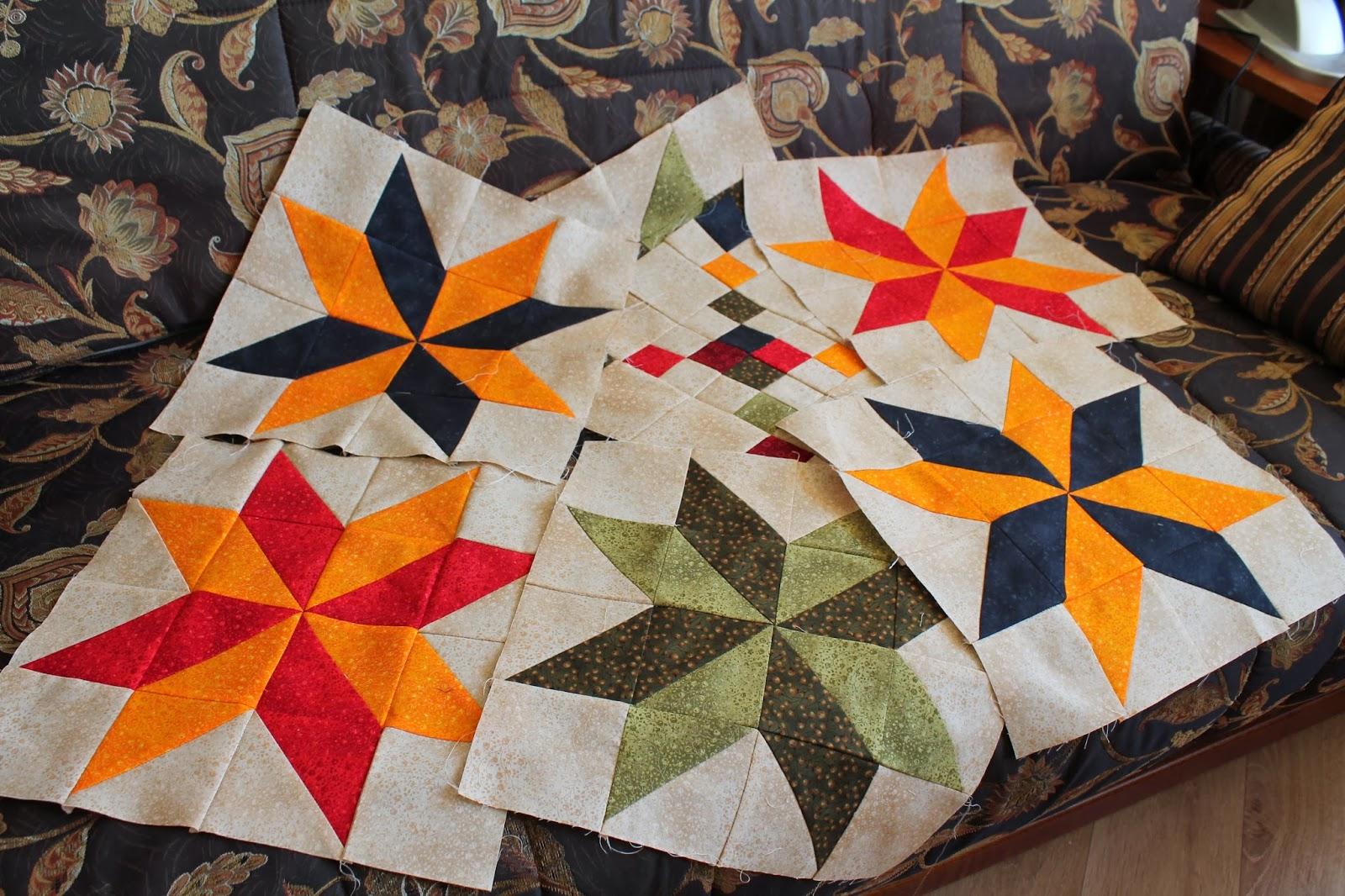 Лоскутное шитье одеяло своими руками 22