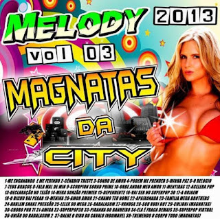 CD OS MAGNATAS DA CITY _VOL .03