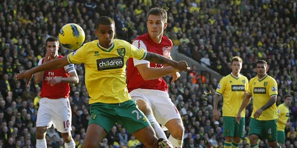 PREVIEW Pertandingan Norwich City vs Arsenal 11 Mei 2014 Malam Ini