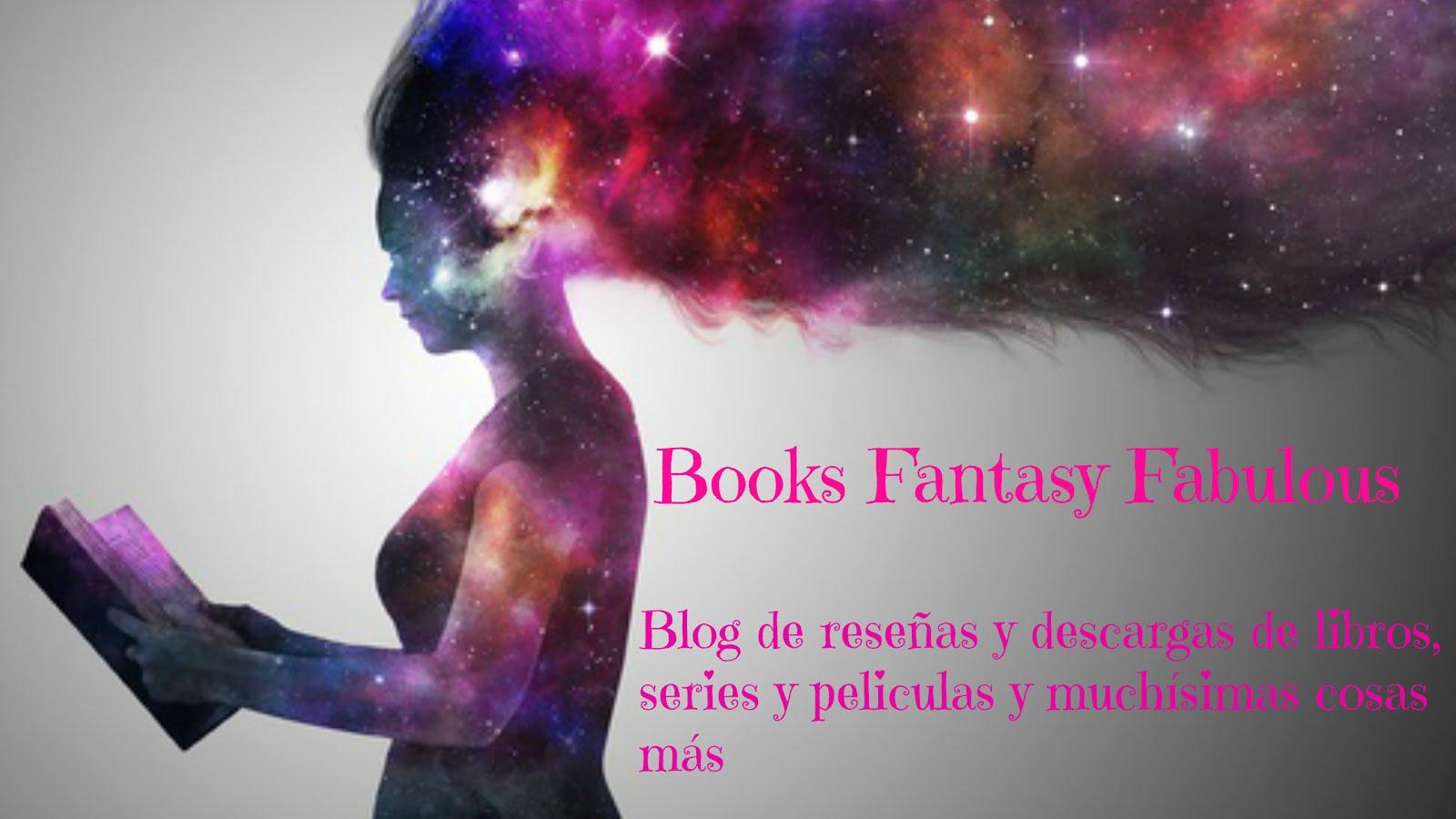 Books Fantasy Fabulous