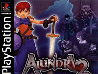 Game Ps1 - Alundra