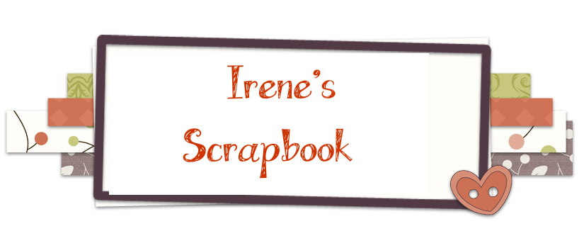 Irene's Scrapbook