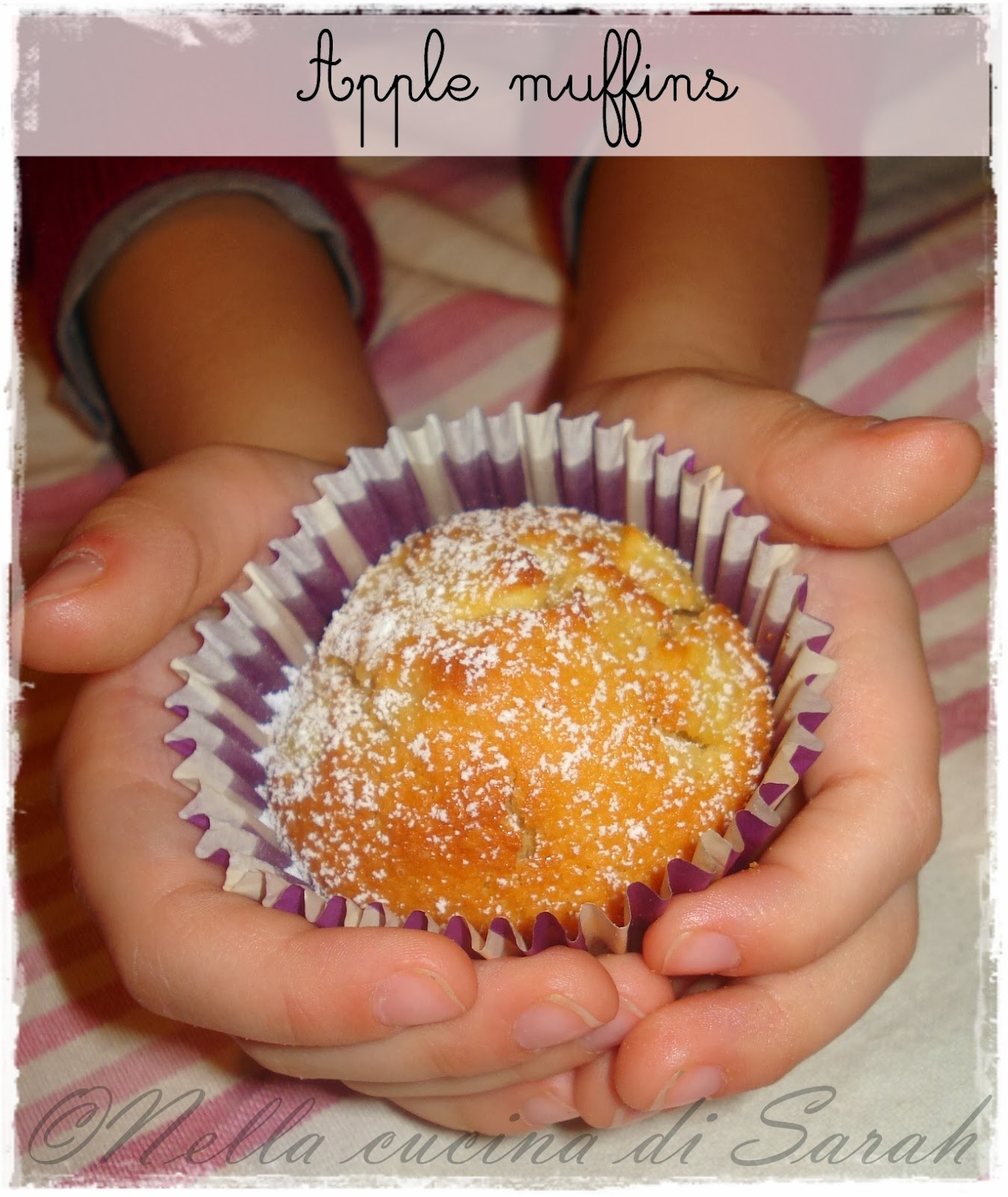 100% gluten free (fri)day ~ apple muffins