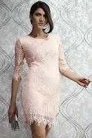 Rochie Allover Lace