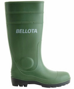 sepatu-boots-bellota-green