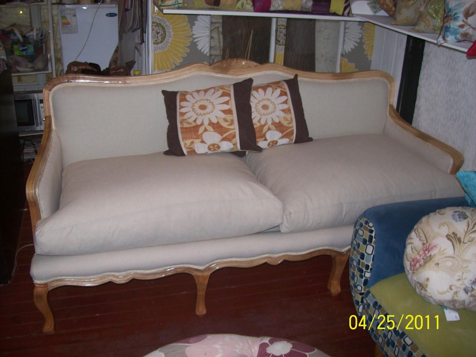 Hacemos tu sofa realidad sofa normando for Sillon cama chile