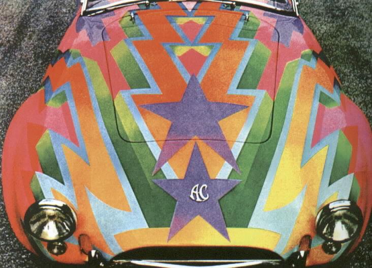 Une cobra psych d lique le bar ac cobra gt40 daytona et r pliques forum les clubs - Decoration chambre psychedelique ...