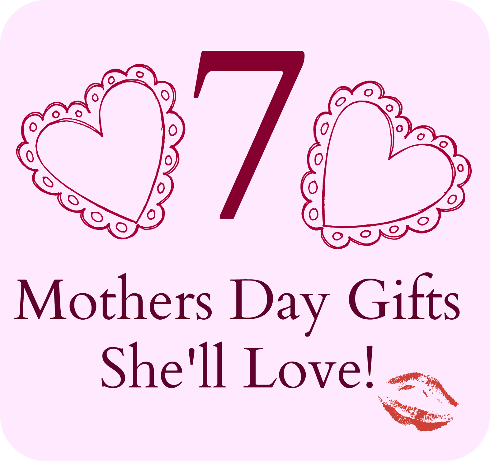 Home Maid Simple: 7 Mothers Day Gifts She'll Love!