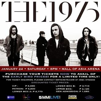 The 1975 Live in Manila