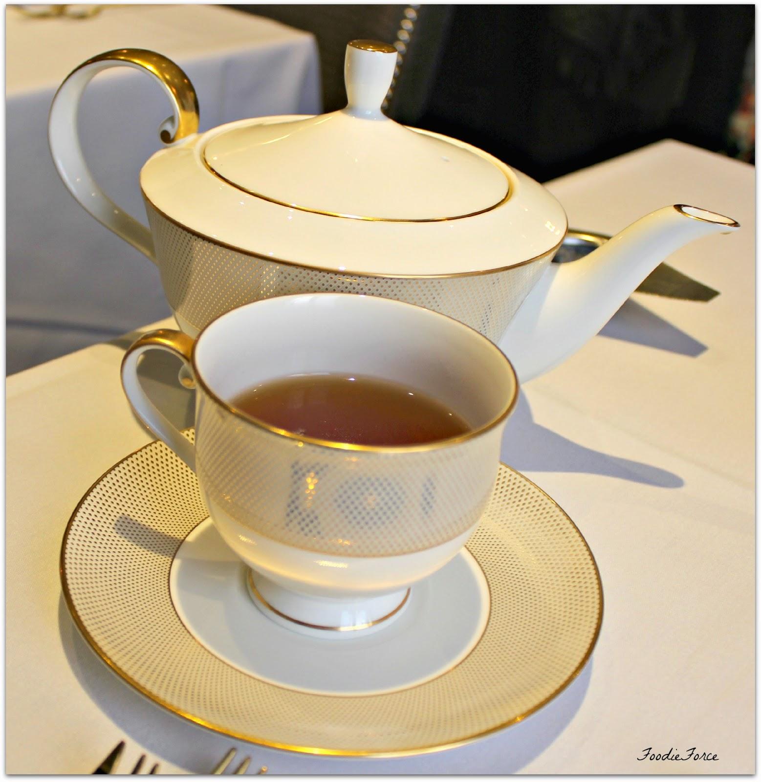 24 Karat Gold Afternoon Tea