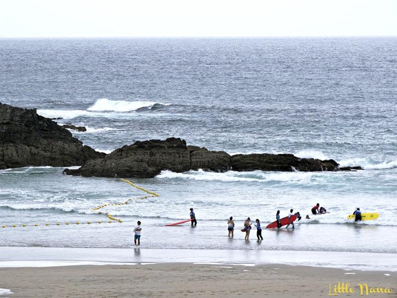 Viajar en familia playa de anguileiro asturias