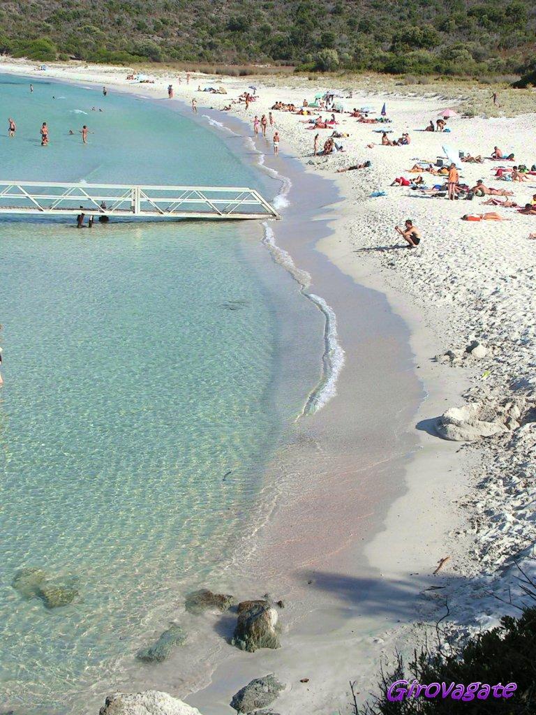 Idee di viaggio girovagate magnifica corsica la - Alla colorazione della spiaggia ...