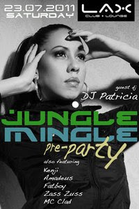 Jungle Mingle Pre party