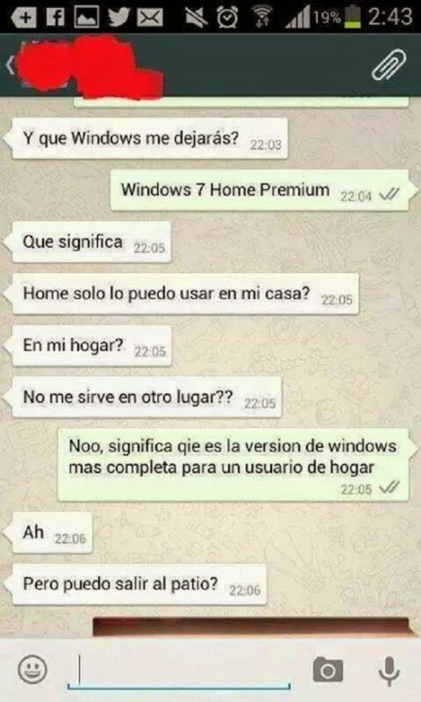 ¿Qué Windows me dejarás?