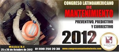 Congreso Latinoamericano de Mantenimiento