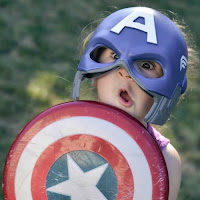 Little Captain America_Halloween Costume_New England Fall Events
