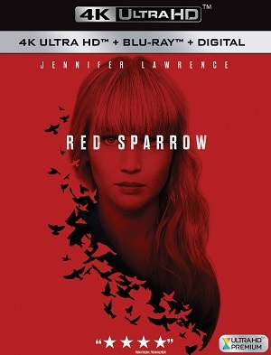 Filme Operação Red Sparrow - 4K Ultra HD 2018 Torrent