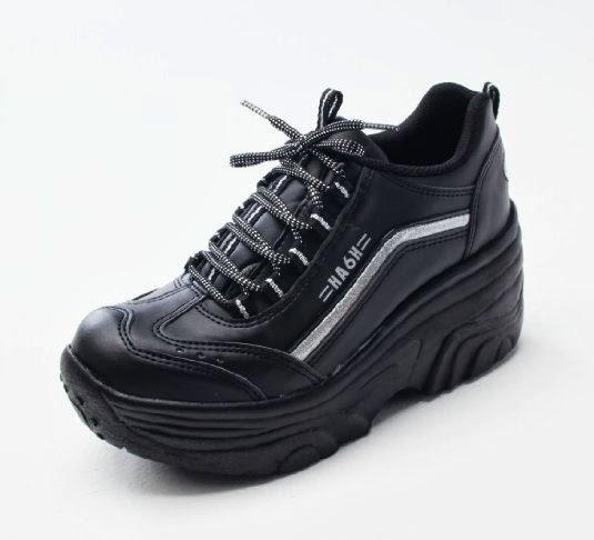 tennis shoes platform tennis shoes