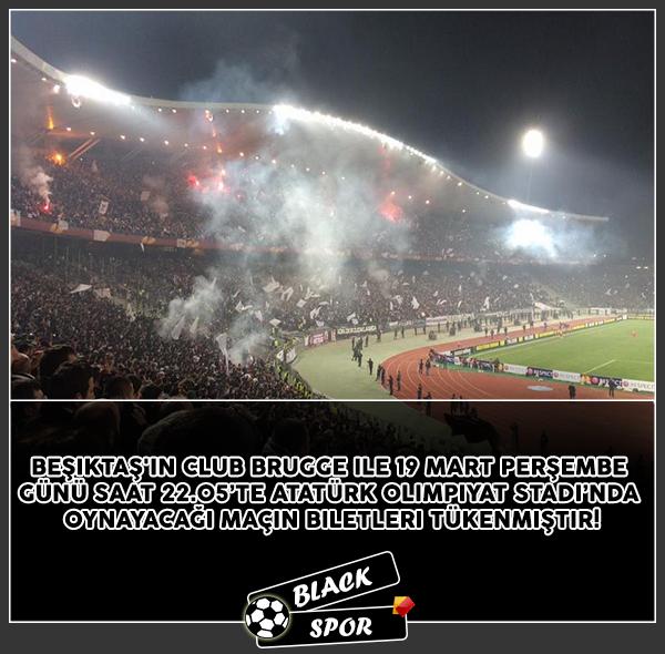 Uefa Avrupa Ligi Taraftar Rekoru Geliyor Beşitkaş'tan !