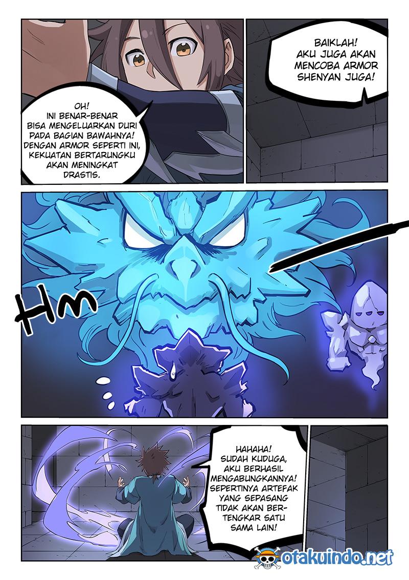 Star Martial God Technique Chapter 210-4