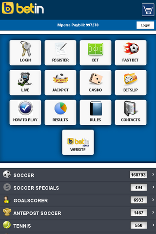 Betin Mobile Offers