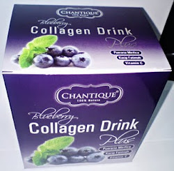 BLUEBERRY COLLAGEN DRINK
