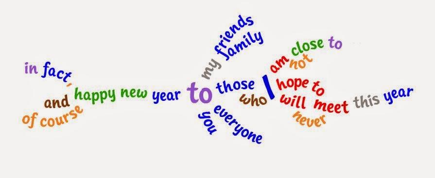 happy new year 2 friends family njeza