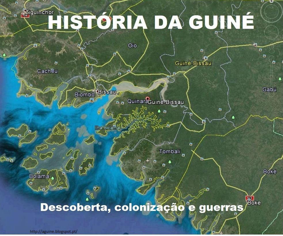 HISTÓRIA DA GUINÉ