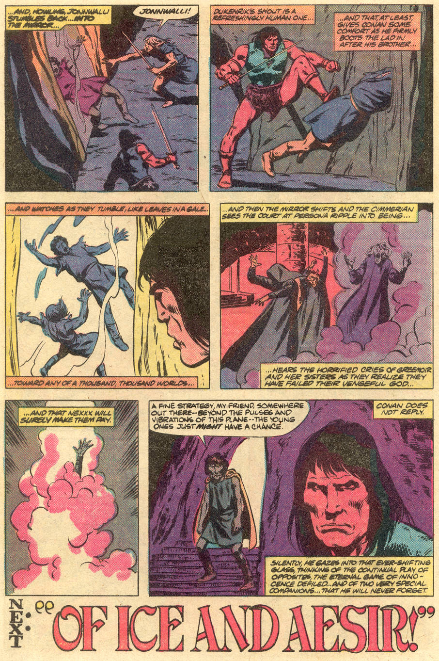 Conan the Barbarian (1970) Issue #125 #137 - English 23