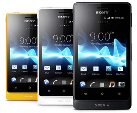 Sony Xperia Go Harga Spesifikasi