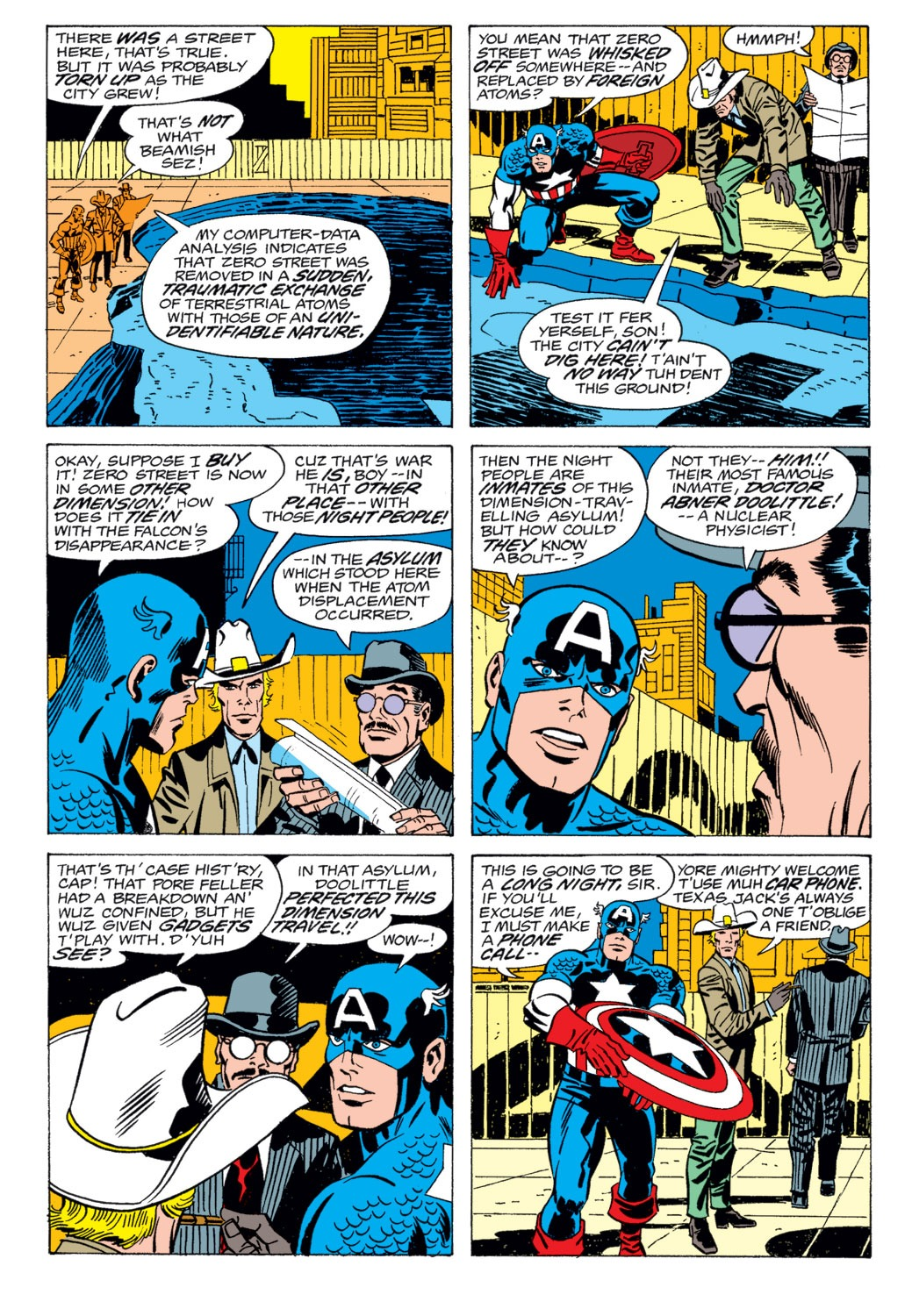 Captain America (1968) Issue #202 #116 - English 10